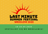 Last Minute Summer Festival 2020